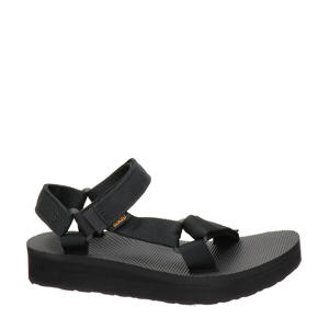 Midform Universal  sandalen zwart