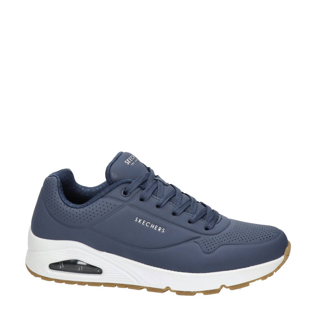 Skechers Stand On Air  sneakers blauw, Blauw