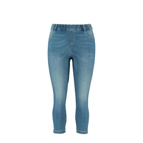 MS Mode skinny tregging blauw