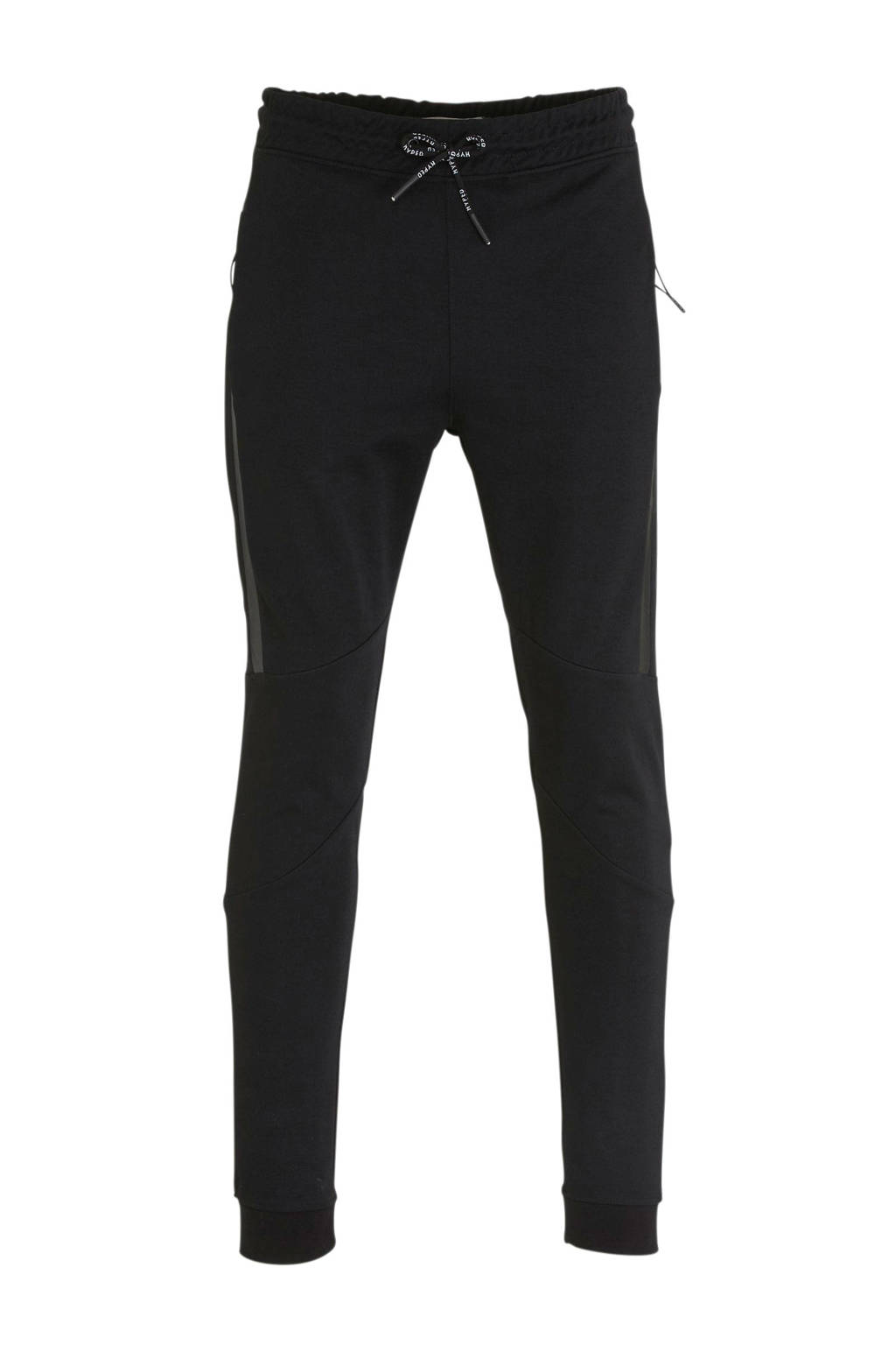 C&A Clockhouse slim fit joggingbroek zwart, Zwart