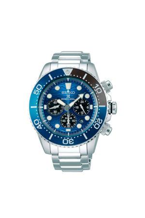 horloge SSC741P1 zilverkleur