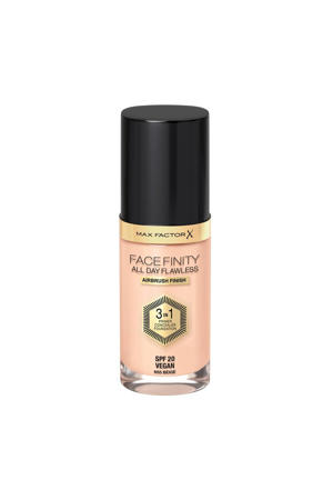 Facefinity All Day Flawless 3-in-1 Liquid Foundation - 055 Beige