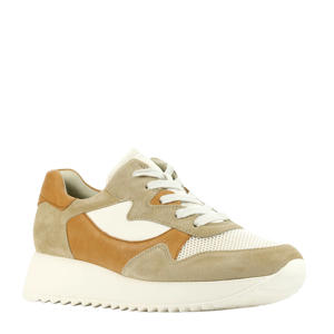 4949  suède sneakers beige
