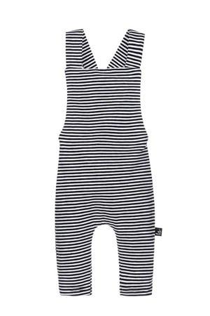 boxpak streep zwart/wit