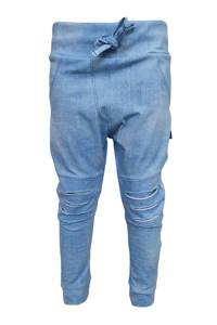 Babystyling broek denim lichtblauw, Denim lichtblauw