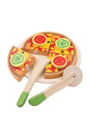 houten Snijset Pizza Groente
