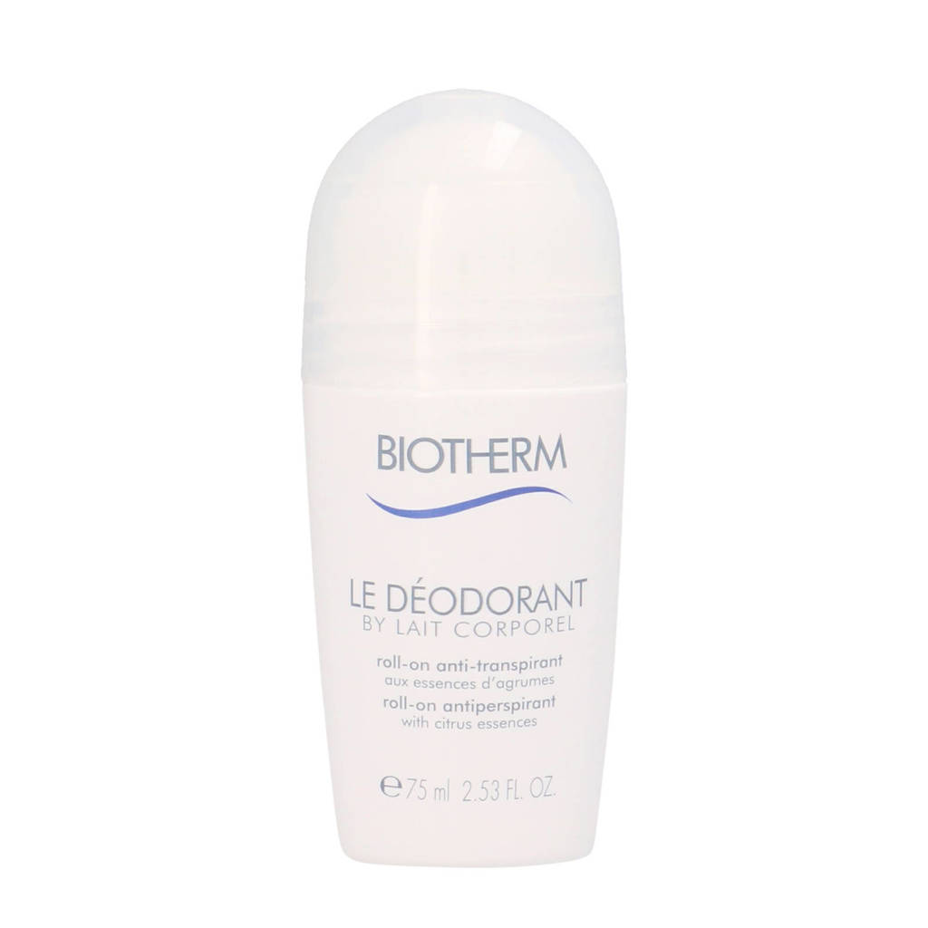 Biotherm Lait Corporel Roll-on deodorant - 75 ml