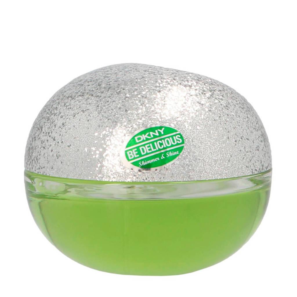 Donna Karan DKNY Be Delicious Shimmer & Shine  eau de toilette - 50 ml - 50 ml