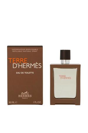 Terre D'Edt Spray Refillable 30ml - 30 ml