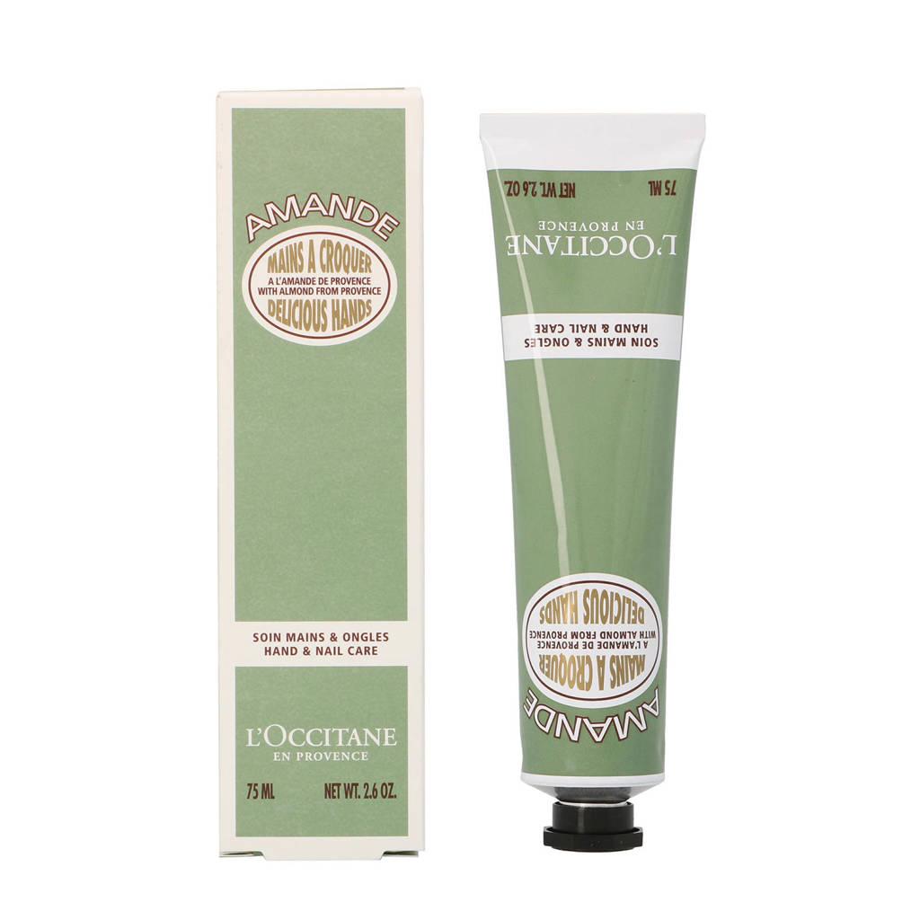 L'Occitane Almond Delicious handcrème - 75 ml