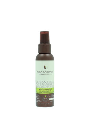 Weigthless Moisture Leave-in conditioner - 100 ml