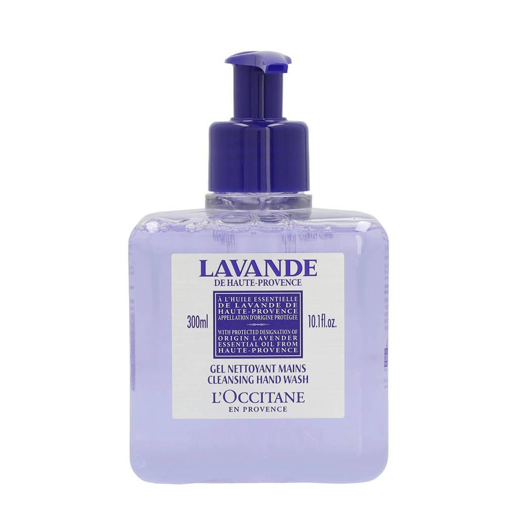L'Occitane Lavender Cleansing handwasgel - 300 ml