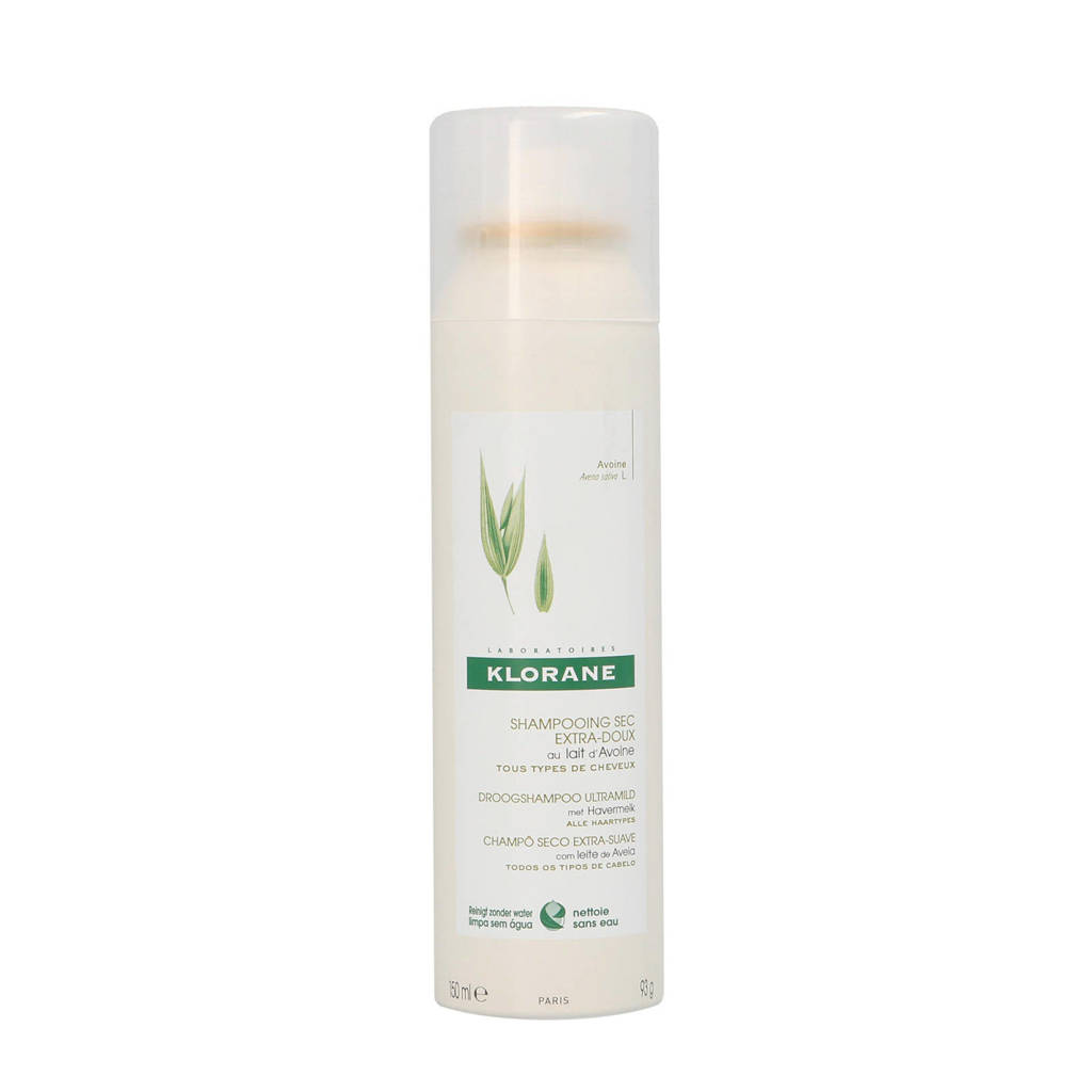 Klorane Gentle Dry Oat Milk shampoo With - 150 ml