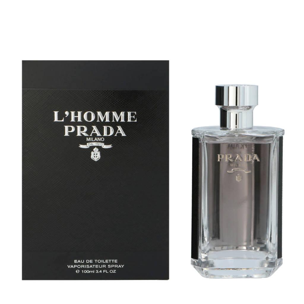 Prada L'Homme Edt Spray 100ml - 100 ml