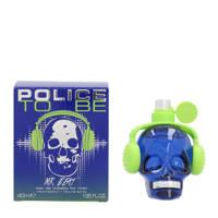 Police To Be Mr Beat Edt Spray 40ml - 40 ml
