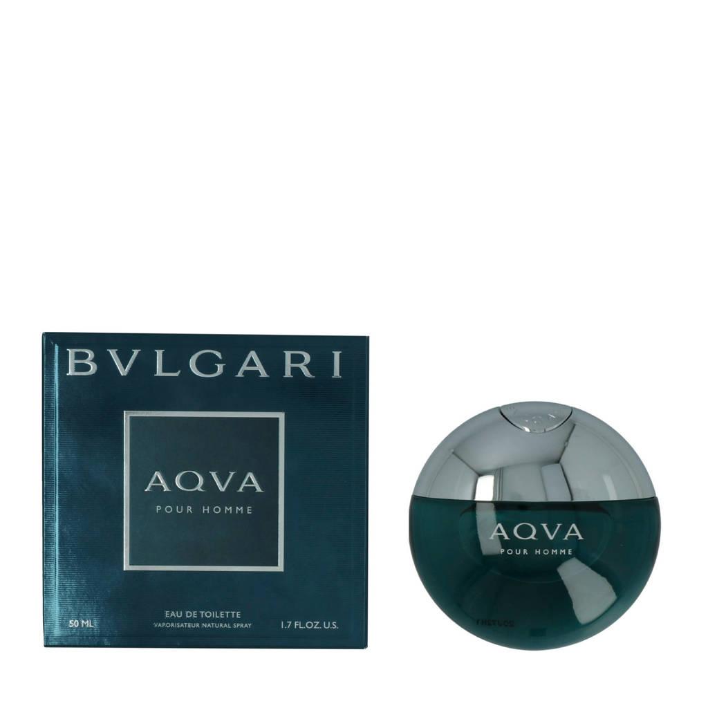 Bvlgari Aqva Pour Homme Edt Spray 50ml - 50 ml