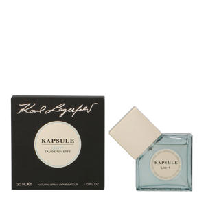 Kapsule Light Edt Spray 30ml - 30 ml