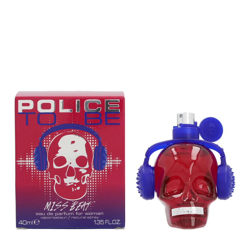 Police To Be Miss Beat eau de parfum - 40 ml - 40 ml