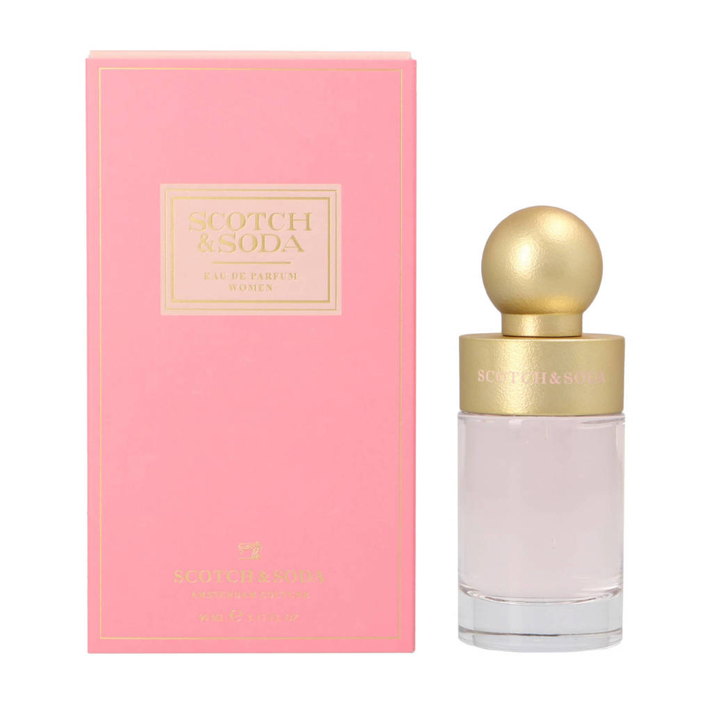 Scotch & Soda Women eau de parfum - 90 ml - 90 ml
