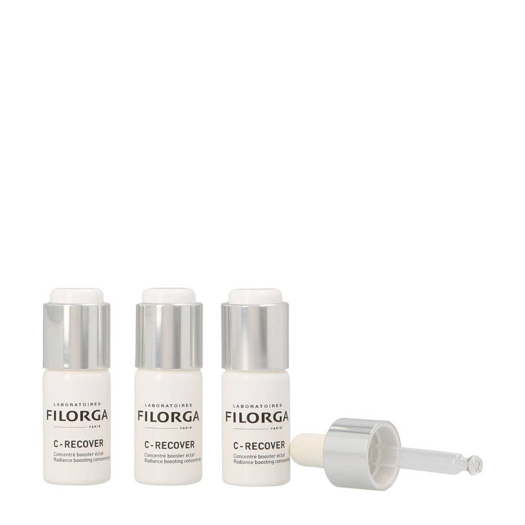 Filorga C-Recover Anti-Fatigue Radiance Concentrate serum - 3x 10 ml