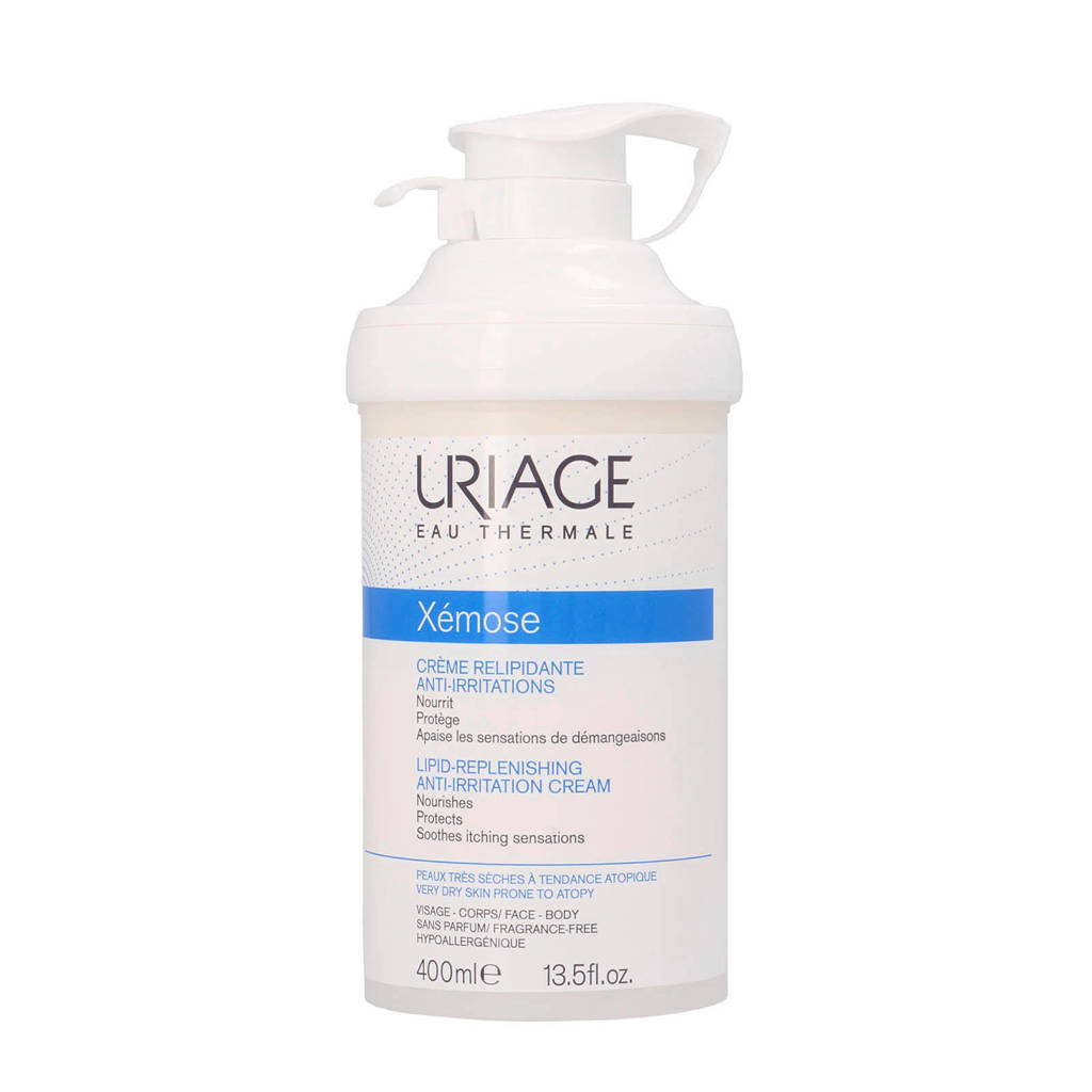 Uriage Xemose Lipid-Replen. Anti-Irritation crème - 400 ml