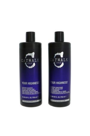 Catwalk Your Highness Shampoo Conditoner set - 1500 ml
