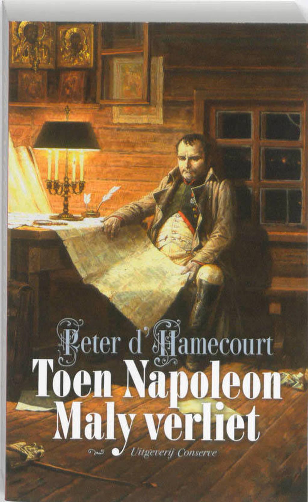 Toen Napoleon Maly verliet - Peter d' Hamecourt