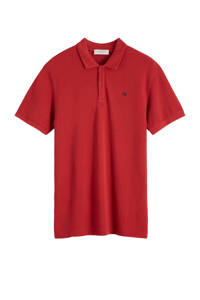 Scotch & Soda polo, Brique