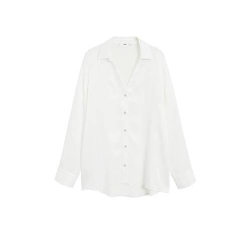 Mango blouse wit