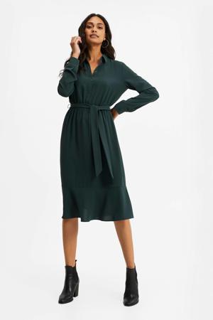 jurk deep green