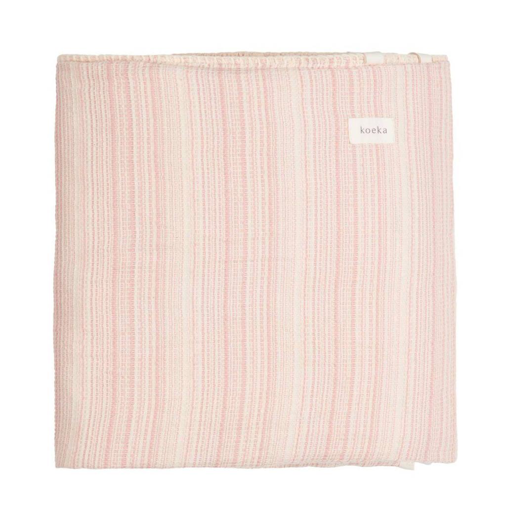 Koeka boxbumper Maui old pink, Old Pink