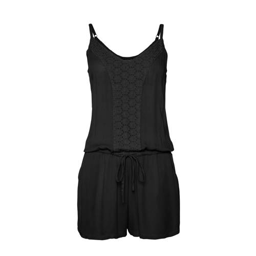 Protest playsuit zwart