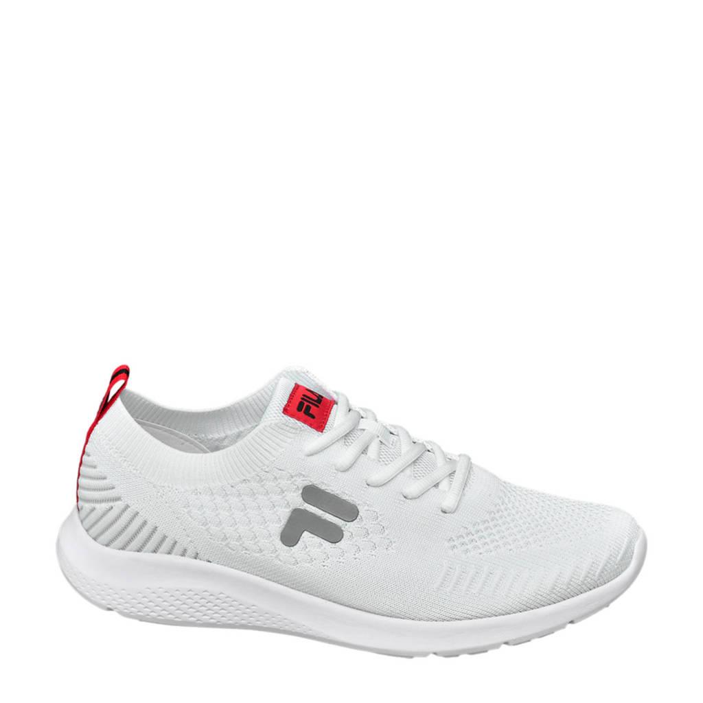 Fila Touchline  sneakers wit, Wit/grijs/rood