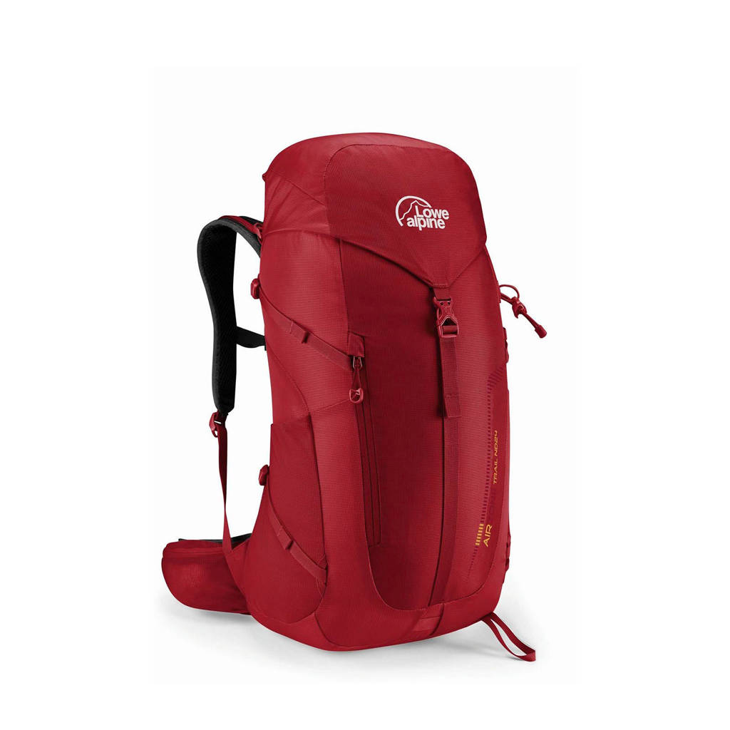Lowe Alpine  Airzone Trail ND 24 L hiking rugzak rood, Rood, 30