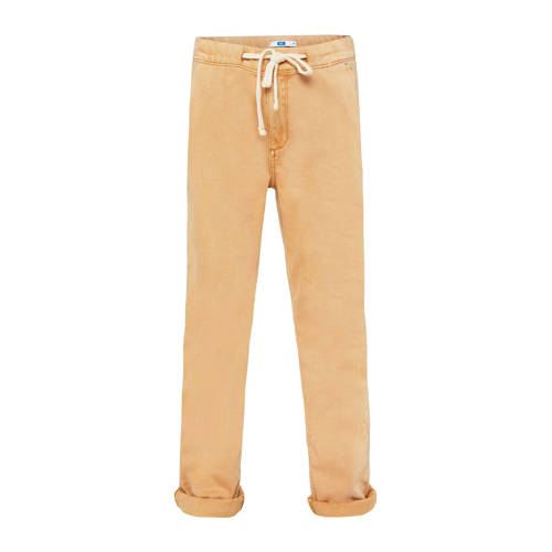 WE Fashion skinny broek beige