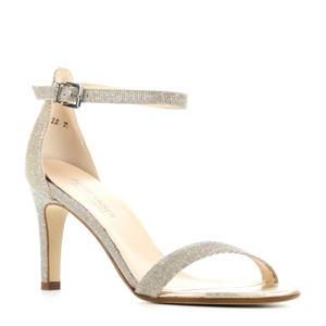 7591   sandalettes zilver
