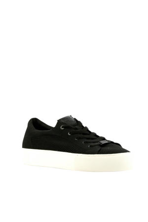Zilo Knit  sneakers zwart