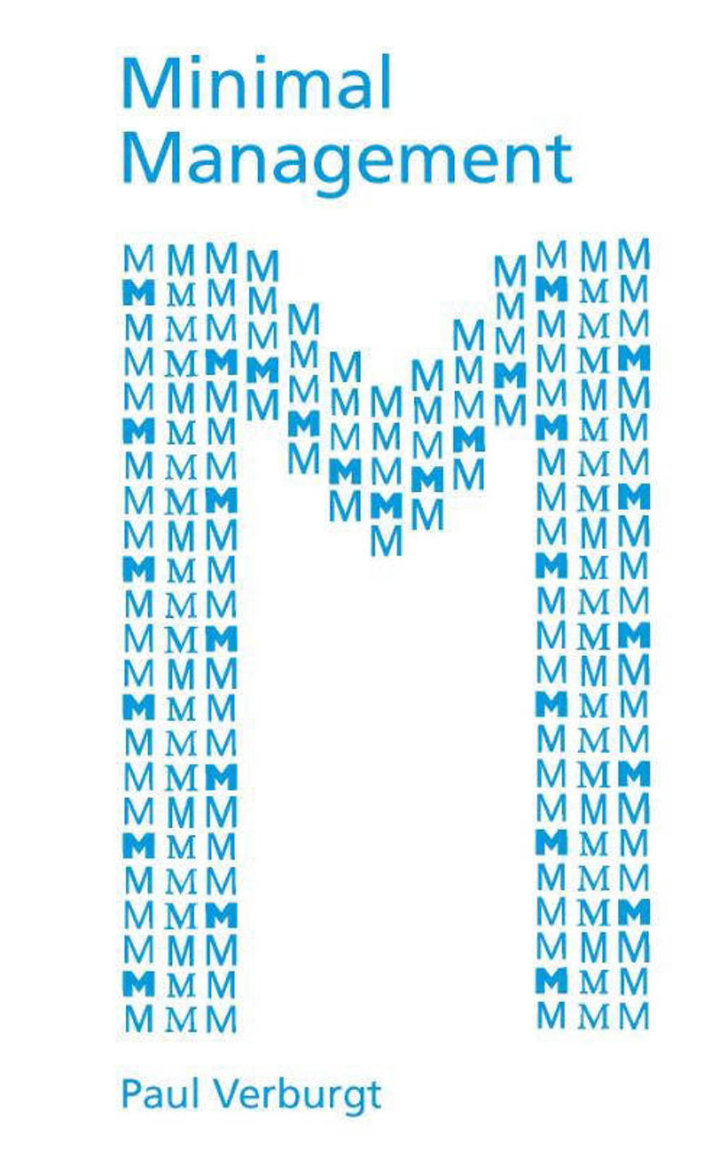 Minimal Management - Paul Verburgt
