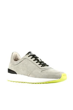 TG02  nubuck sneakers grijs