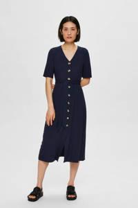 SELECTED FEMME jurk donkerblauw, Donkerblauw