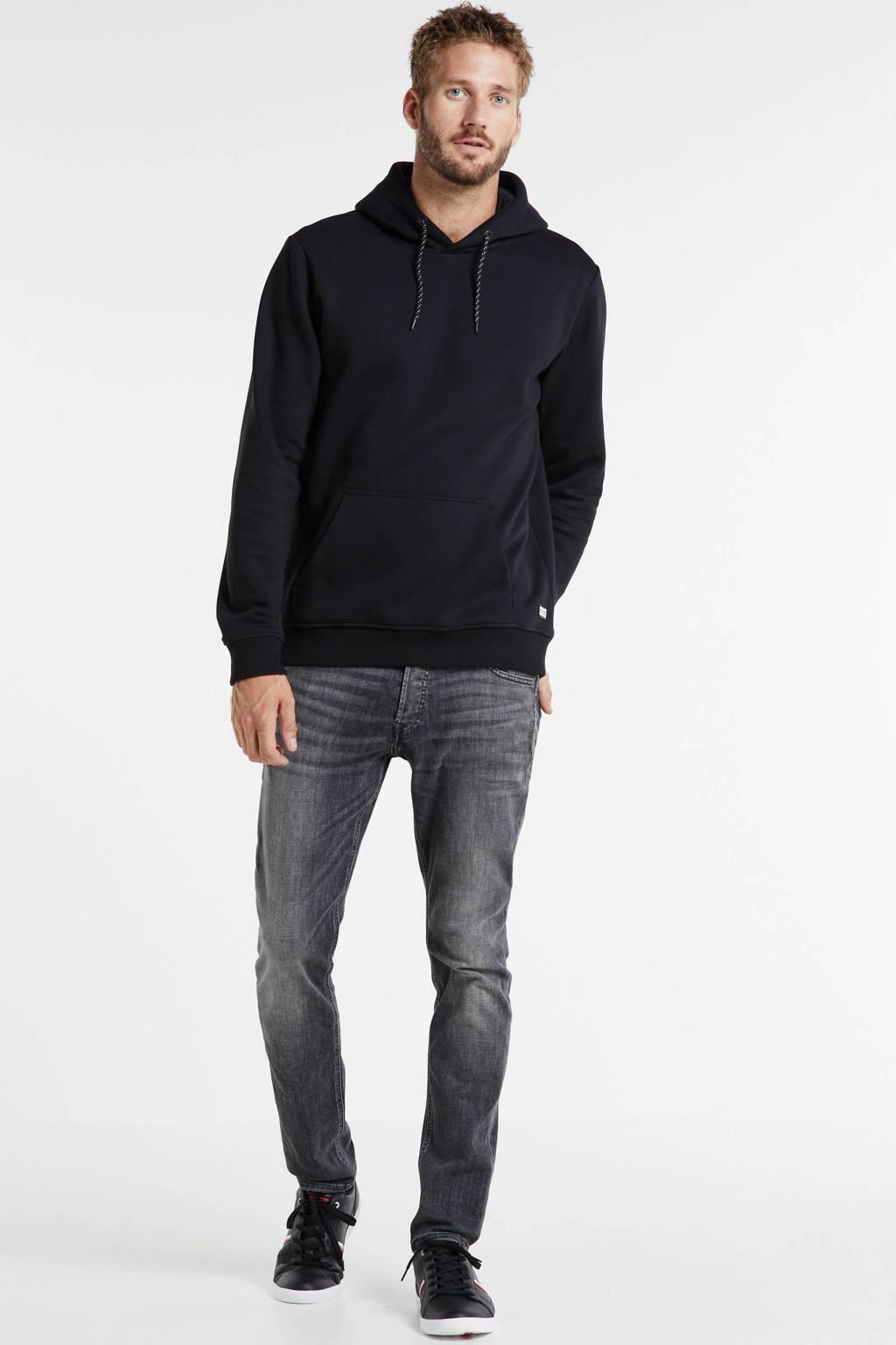 Cars hoodie Kimar black, Black