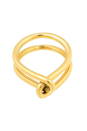 ring Wire goudkleurig