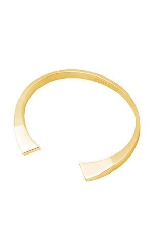 armband Vinyasa goudkleurig