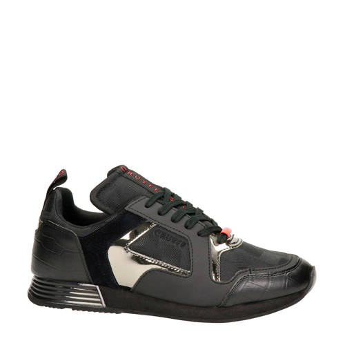 Cruyff Lusso sneakers zwart/rood