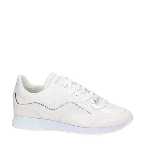 Cruyff Rainbow sneakers wit/zilver
