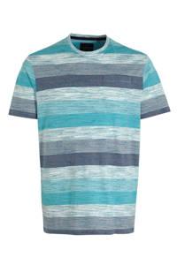 C&A XL Canda gestreept T-shirt grijs, Grijs