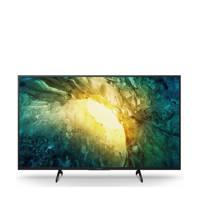Sony KD65X7055BAEP 4K Ultra HD TV, Zwart