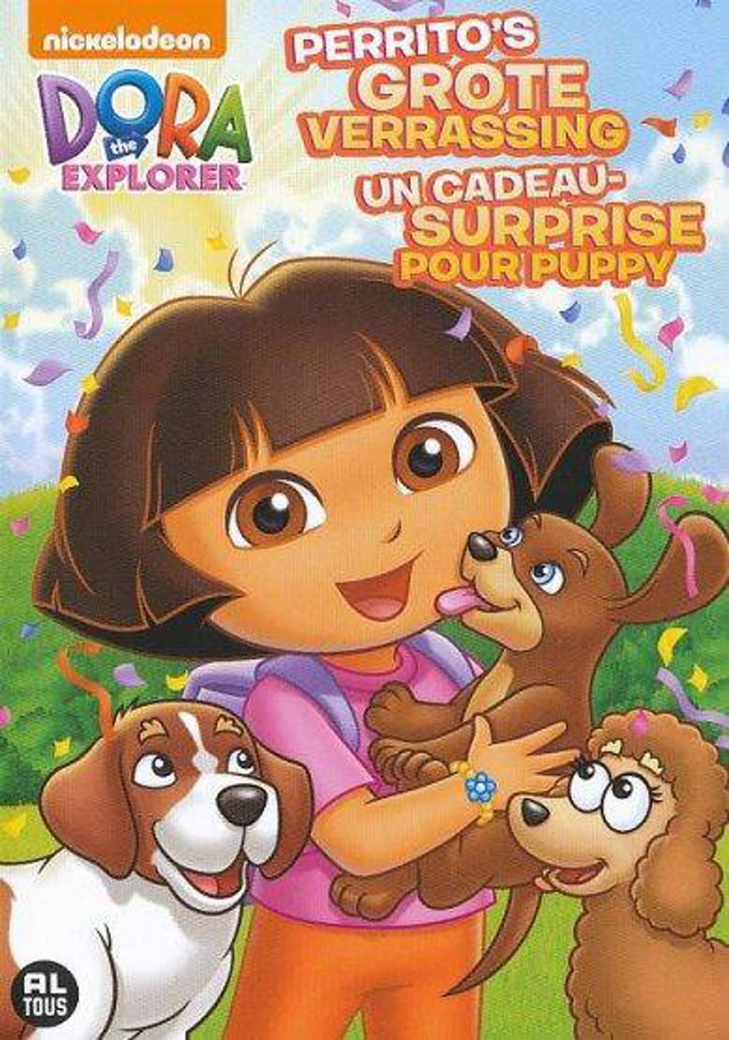 Dora - Perrito's big suprise (DVD)