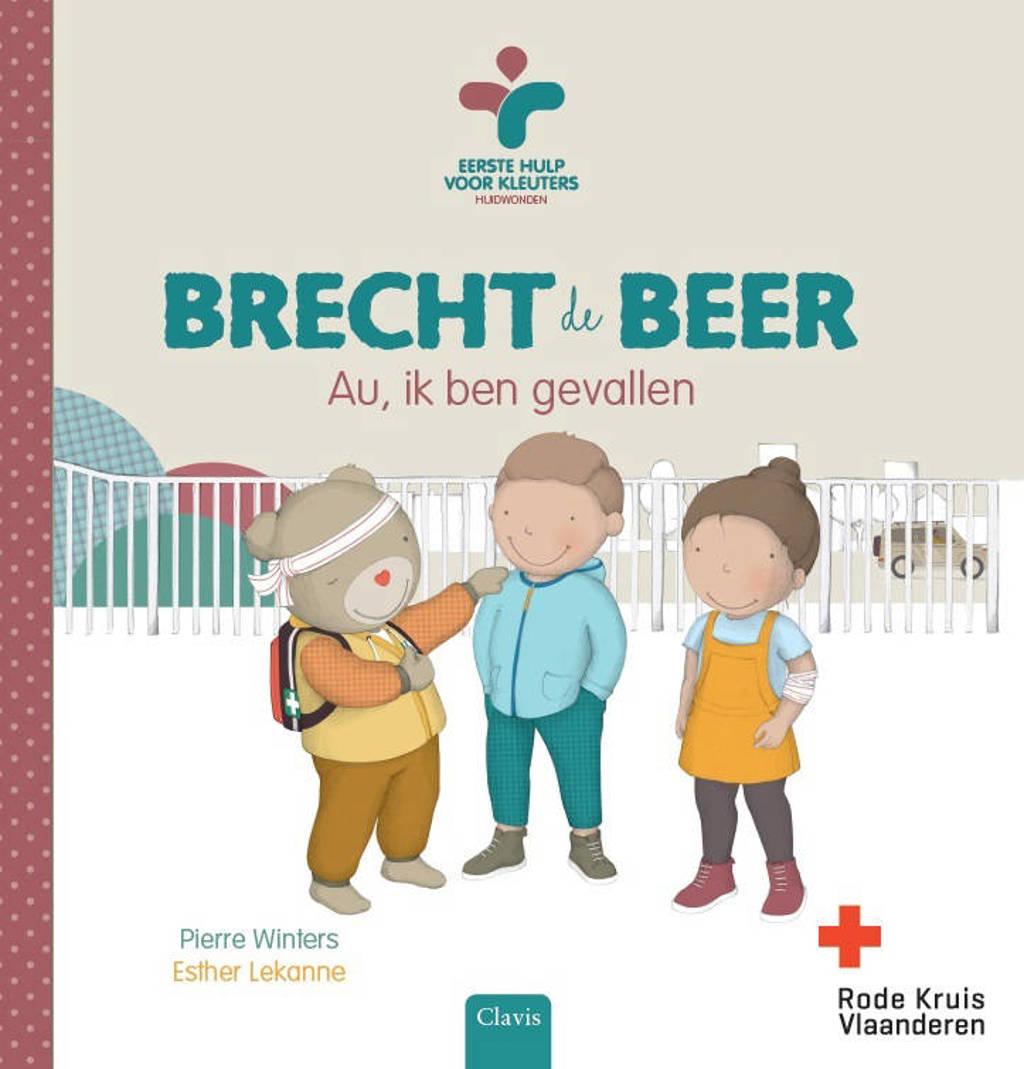 Pierre Winters Eerste Hulp Voor Kinderen Au Ik Ben Gevallen