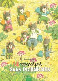 14 muisjes gaan picknicken - Kazuo Iwamura